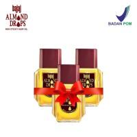Bajaj Minyak Almond Hair Oil Drops (3 Pcs Set 20ml, 20ml & 20ml)