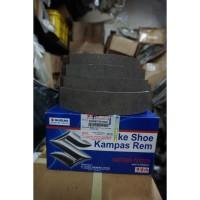 Brake Shoe Kampas Rem Belakang Suzuki Futura ORIGINAL!