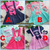 Baju Bayi Perempuan Overall Mommy Princes