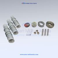 3M Terminasi Kabel QTII ( J ) 6S-12H (1 x 35mm-95mm)