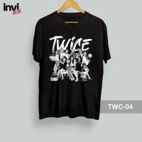T Shirt K Pop , Kaos Twice - Gift [TWC-04]