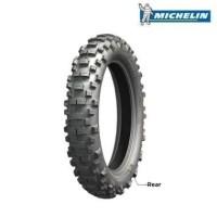 MICHELIN Enduro Rear Tyre Ban Luar Belakang Motocross Medium 140/80-18