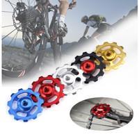 Pulley Rear Derailleur Roda Belakang Sepeda 11T Bahan Aluminium