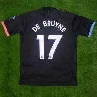 Manchester City Away 2019/20 Jersey BNWT baju bola asli