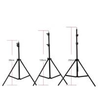 Tripod 2 Meter Tripod For Ringlight Tripod Stand Kamera Murah
