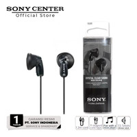 Sony MDR-E9LP Headset Black - Hitam