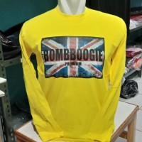 tshirt-baju-kaos-longsleve bomboogie premium