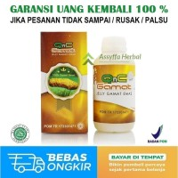 Obat Herbal Penghancur Kista Ovarium Rahim Miom QnC Jelly Gamat