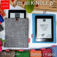 softcase all new kindle paperwhite 4 10th gen sleeve, pouch, soft case