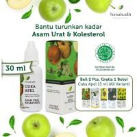 Sensahealth Cuka Apel Tetes 1000 - Herbal Asam Urat & Kolesterol 30 ml