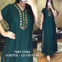 New Daster Arab CNL Syira by Teby Original / Wanita / Baju Tidur