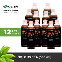ITO EN Oolong Tea Unsweetened Teh Oolong Jepang 500ml - 12 pcs
