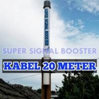 Antena Penguat Sinyal Modem internet Wifi Handphone 3G 4G LTE bolt