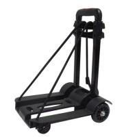 Troli Tas Belanja Barang Galon Lipat Foldable Shopping Trolley Cart