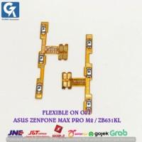 Flexible On Off / Power + Volume Asus Zenfone Max Pro M2 / ZB631KL