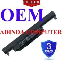 Baterai Asus A45 X45A X45C X45U X45V X55C X55U X55V A32-K55 OEM BLACK
