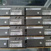 Ram EXTREME GSKILL TRIDENTZ RGB 64GB QUAD CHANNEL