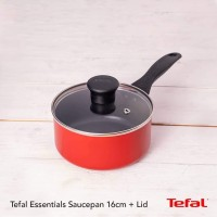 Tefal Essentials Sauce Pan 16 cm + Lid