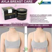 AYLA BREAST CARE Cream Krim Pengencang Dan Pembesar Payudara & Bokong