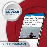Langganan Business Insight 6 bulan