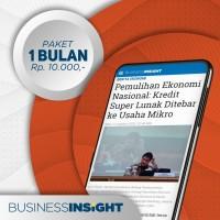 Langganan Business Insight 1 bulan