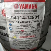 Ban Belakang Genuine IRC Yamaha Aerox 155 ukuran 140/70-14