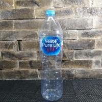 Botol Plastik Bekas Air Mineral 1,5Liter Kondisi Bersih Luar Dalam