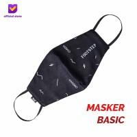 Masker Kain Non Medis - Footstep Footwear GEO SIDE (1 pcs)