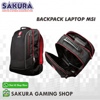 BACKPACK MSI LAPTOP NEW