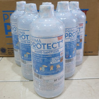 REFILL Prima Protect Hand Sanitizer 500ml /Hand Sanitizer Cair 500ml