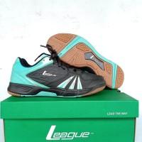 sepatu league badminton original/sepatu pria olahraga badminton