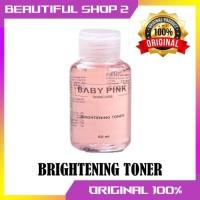 BABY PINK SKINCARE BRIGHTENING TONER 60 ML