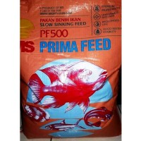 Pelet PF500 PAKAN bibit benih ikan LELE NILA GURAME eceran 500 gr