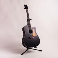 Gitar Akustik Mandalika L-02 Hitam Original Full Set