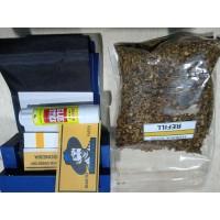 Paket Lengkap tingwe, tembakau, bako, roko lintingan ( besar )