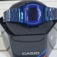 Jam Tangan Digi Rantai Unisex B640 Cassio Model Casual