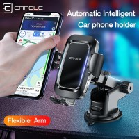 CC1 CAFELE Car Phone Holder Automatic Lock Dashboard
