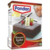 Pondan Brownies Kukus 400gr