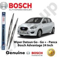 Wiper Blade Datsun Go & Datsun Go+ Panca BOSCH Advantage 24 ORIGINAL