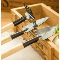 Alat berkebun mini set 3 in 1 garden tools sekop taman kebun tanaman