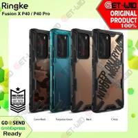 Case Huawei P40 Pro Ringke Fusion X Casing Original