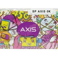 Perdana AXIS Reguler 0K
