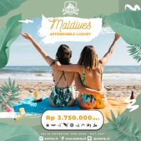 Paket Affordable Luxury Maldives 4D3N AsiaTrip