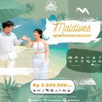 Paket Honeymoon Delight Maldives 4D3N AsiaTrip