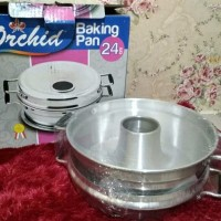 backing pan orchid