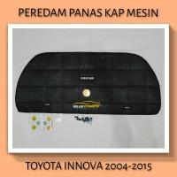 TOYOTA INNOVA 2004-2015 Peredam Panas Kap Mesin Aksesoris Mobil VTech