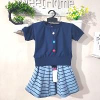 Setelan Baju Anak Perempuan, Usia 1-2 tahun