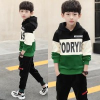 Sweater Hoodie Anak Laki Laki Jaket Sweter Cowok Odrys Fashion Motif