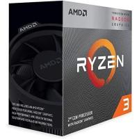 Processor AMD Ryzen 3 3200G VEGA 8 + Wraith Cooler