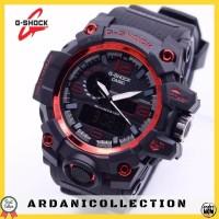 Jam Tangan Pria G-Shock GWG 1000 Gshock Digital Double Time Rubber